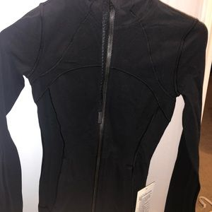 Lululemon size 0 hooded define jacket
